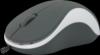 Проводная оптическая мышь Accura MS-970 серый+белый,3 кнопки,1000 dpi