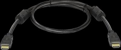 Цифровой кабель HDMI-03PRO HDMI M-M, ver 1.4, 1.0 м