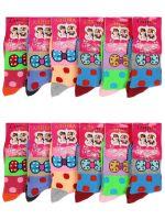Носки подростковые для девочки С5007