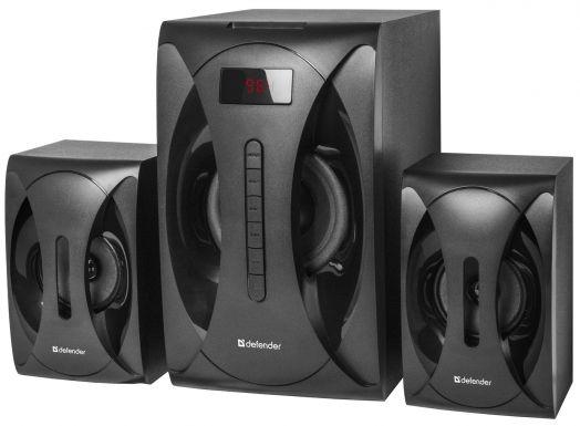Мультимедийные колонки 2.1 Defender G40 40Вт, Bluetooth, FM/MP3/SD/USB