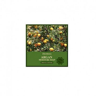 Корейское мыло с аргановым маслом DEOPROCE SOAP ARGAN