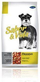 Sabor & Vida для взрослых собак всех пород с цыпленком 15кг