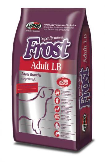 SUPRA FROST Adult LB для взрослых собак крупных пород 15 кг