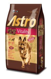 SUPRA ASTRO Vitality корм повышенной калорийности для взрослых собак всех пород 15 кг