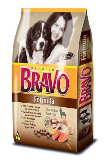 SUPRA BRAVO Formula корм повышенной калорийности для взрослых собак всех пород 8 кг