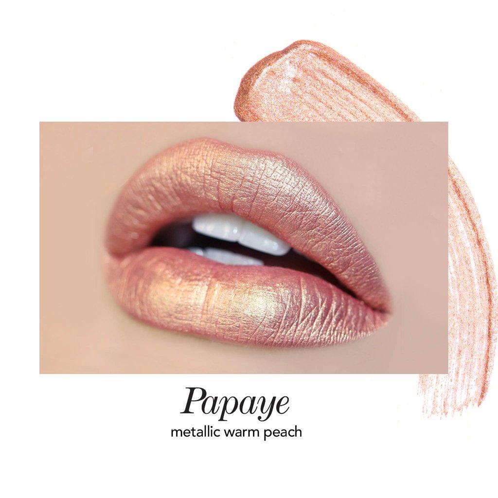 Матовая помада Jouer Cosmetics - PAPAYE