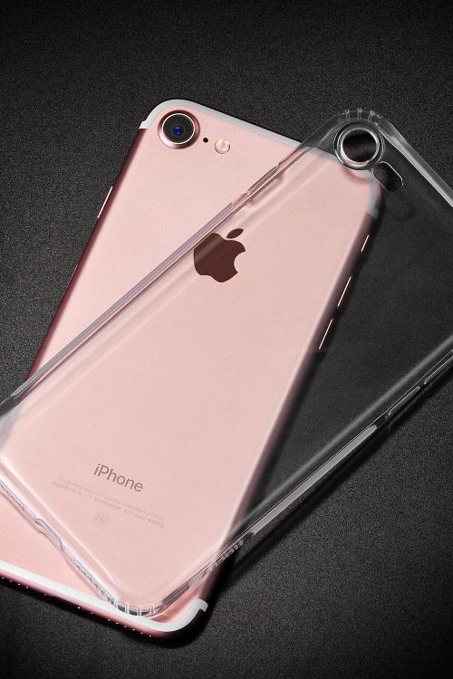 Чехол iPhone 7/8/SE2 Hoco Light Прозрачный