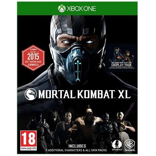 Игра Mortal Kombat XL (XBOX ONE)
