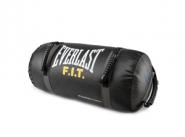 Мешок для кроссфита Everlast Powercore 9кг  30Х56 см  чёрный P00000367