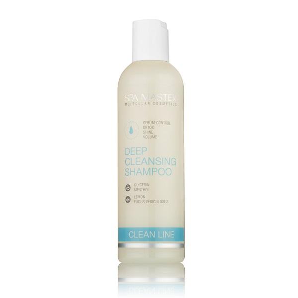 Очищающий детоксицирующий шампунь Deep Cleansing Shampoo