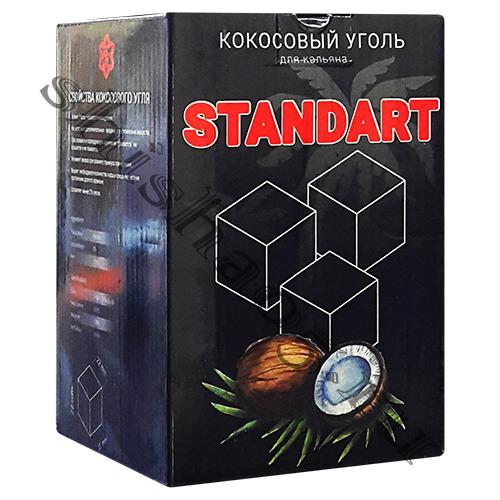Уголь/ EuroShisha, 96шт (стандарт)