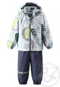 Детский Комплект куртка/брюки Lassie by Reima', цвет: зеленый
