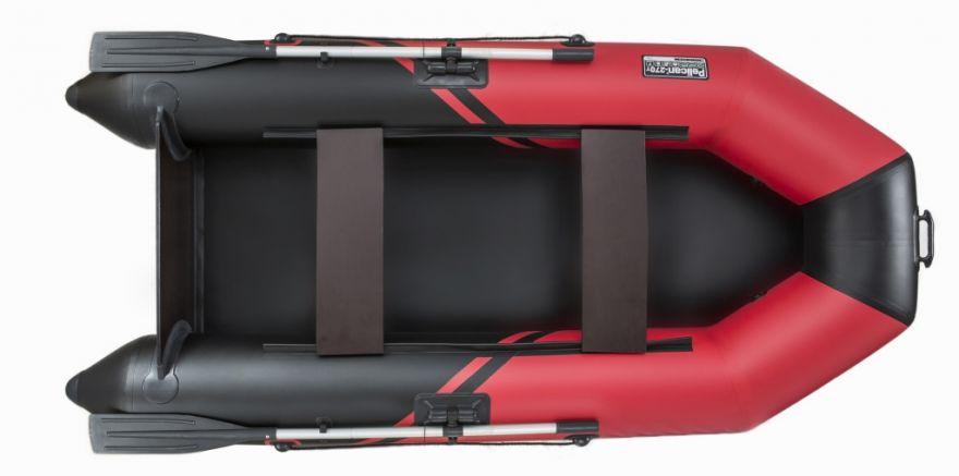 Пеликан 270Т RIVER (черный/красный)