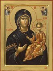 Смоленская икона Божией Матери (Одигитрия)