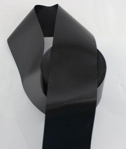 `Лента САТИН, ширина 65 мм, цвет черный