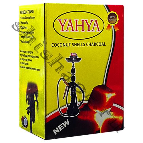 Уголь/ Yahya-BIG, 72шт (крупные)