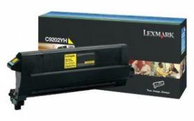Картридж оригинальный Lexmark LX-12N0770 yellow