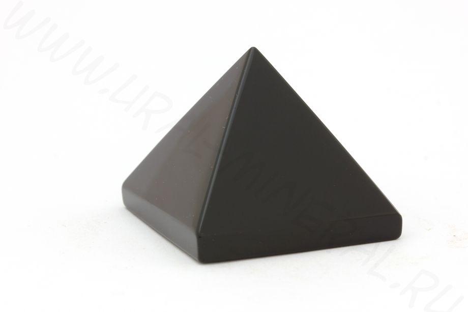 Пирамида - Обсидиан черный