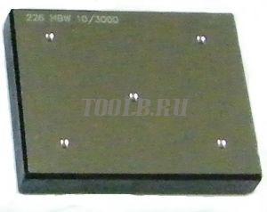МТБ - мера Твёрдости Бринелля 200±50 HB 10/3000/10