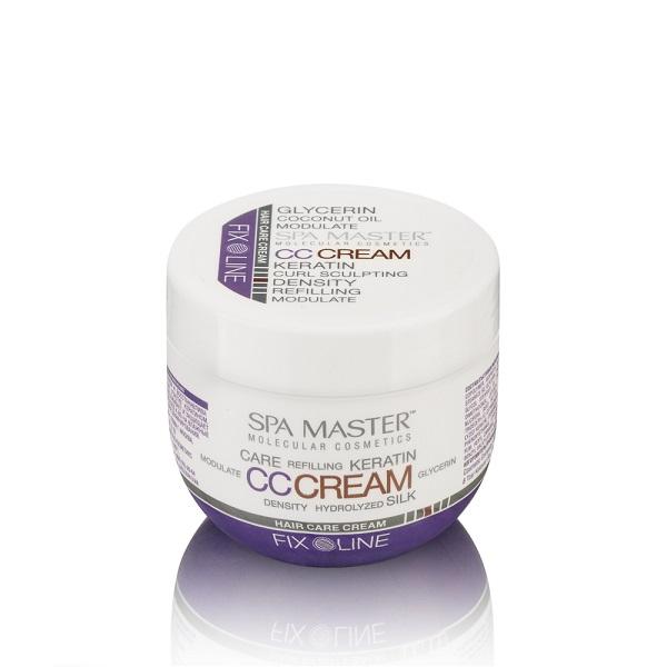 Уплотняющий крем Spa Master Hair CC Cream
