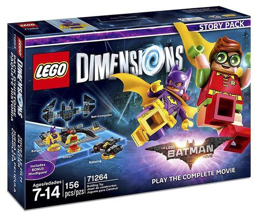 Lego Dimensions 71264 Story Pack The Lego Batman
