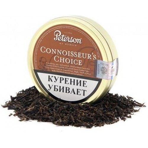 Трубочный табак Peterson Connoisseur's Choice