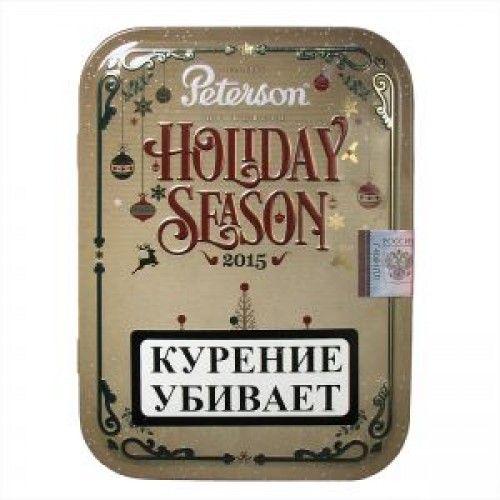 Трубочный табак Peterson Holiday Season 2015