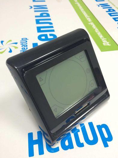 Терморегулятор RTC-91.716 для теплых полов (черный)