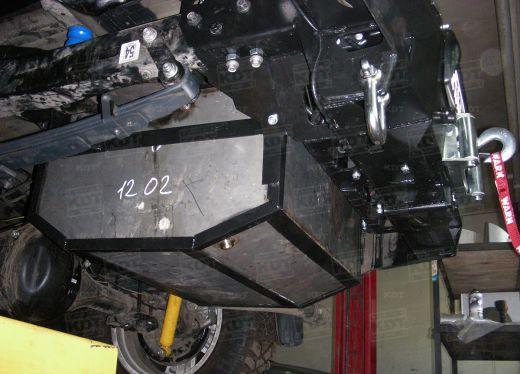 Бак топливный дополнительный Toyota Tundra