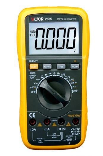 Мультиметр VC97