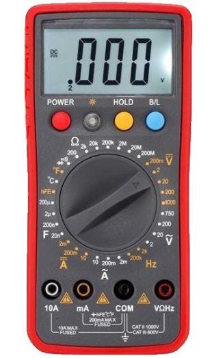 Мультиметр WH868