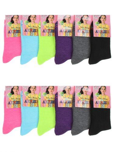 Носки подростковые для девочки С5002