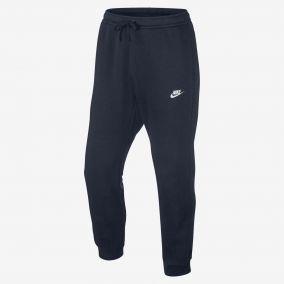 Cпортивные х/б штаны-джоггеры NIKE NSW JGGR FLC PANT 804408-451 SR