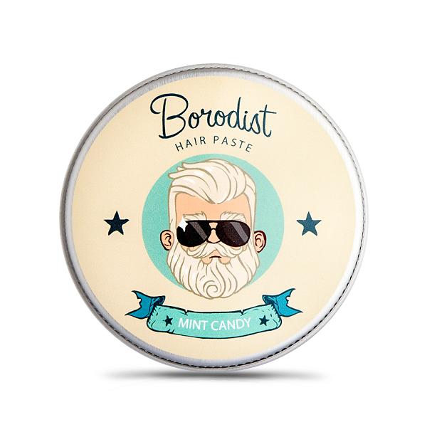 Паста Borodist «Mint Candy» для волос