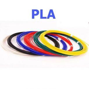 PLA пластик для 3D ручки 10 метров 1.75мм
