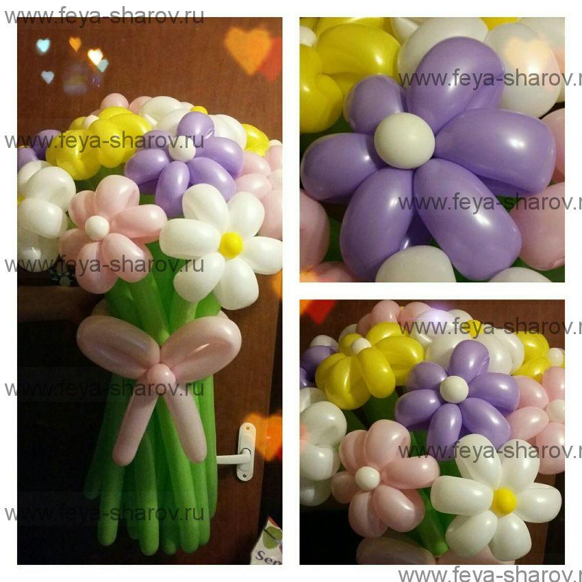 Букет цветов (11 шт)