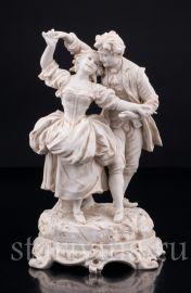 Танцующая пара, Karl Ens, Германия, кон.19, нач.20 в