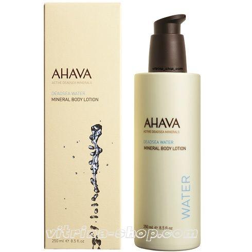 Ahava Минеральный крем для тела Deadsea Water, 250 мл.