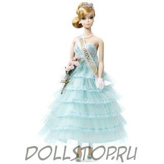"""Коллекционная кукла Барби """"Королева выпускного бала"""" - Homecoming Queen Barbie Doll"""