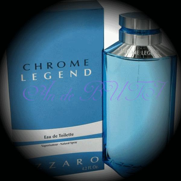 Azzaro Chrome Legend 125 ml edt