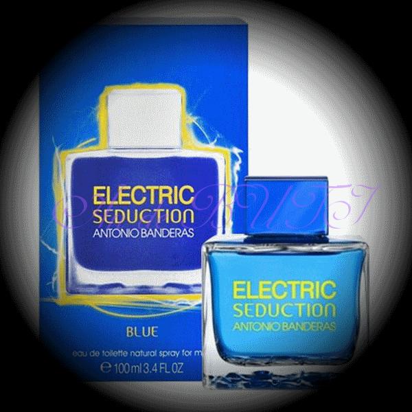 Antonio Banderas Electric Blue Seduction for Men 100 ml edt