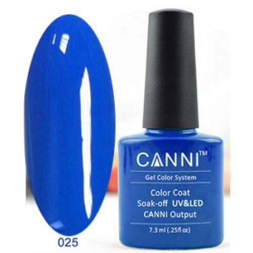 Гель-лак CANNY  7,3мл 025