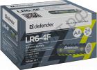 DEFENDER LR6-4F AA, SP-4 ( упаковкой по 24 шт.)