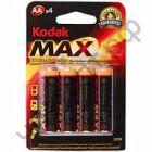 KODAK MAX LR6 4BL(80/400)