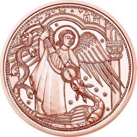 Ангел-хранитель Михаил 10 евро Австрия 2017