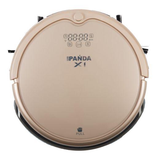 Робот пылесос Panda Clever X1 Gold - моющий