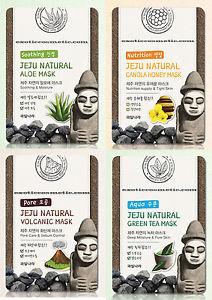 Корейская маска для лица WELCOS Kwailnara Facial Mask в ассортименте