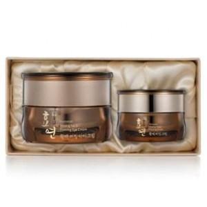 Корейский набор для лица уходовый WELCOS Hwangback Firming Cream Set