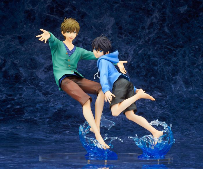 Фигурки FREE! - Nanase Haruka & Tachibana Makoto