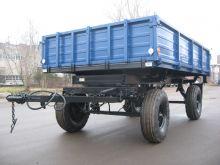 Прицеп тракторный самосвальный 2ПТСЕ-5.